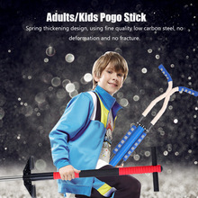 Jumping-Shoes Fly-Jumper Pogo-Stick Boing Sport-Exercise Outdoor Gym Kangaroo Body-Building