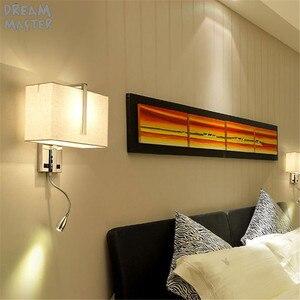 Image 5 - الصناعية مصباح جدار فندقي moden الشمعدان أضواء لدرجات السلم تركيبات غرفة المعيشة غرفة نوم إضاءة داخلية E27 ديكور جدار الإضاءة lampen