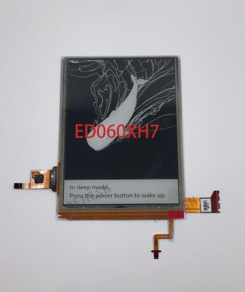 100% nuovo eink schermo di visualizzazione dello schermo A CRISTALLI LIQUIDI di trasporto per pocketbook 627 tocco lux 4 PB627 eBook con retroilluminazione e di tocco di trasporto libero