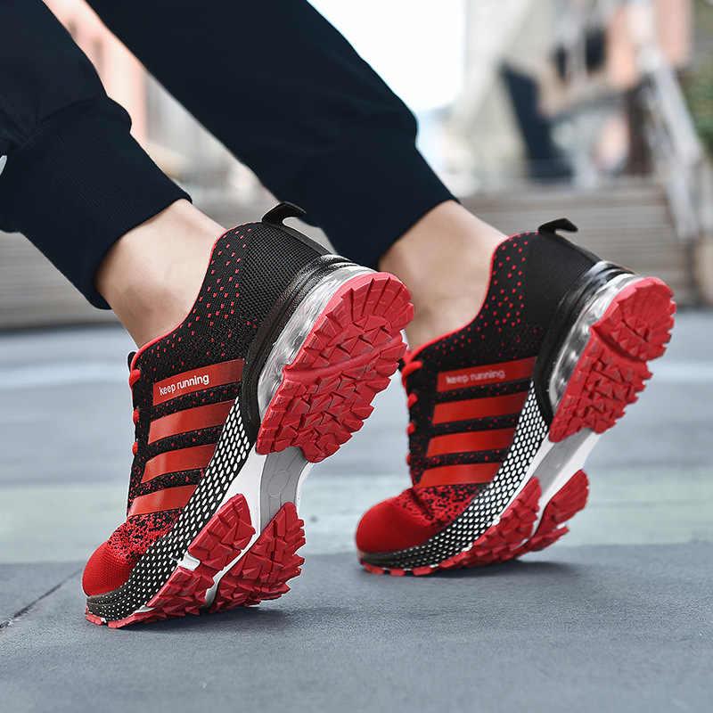 Unisex Runningg Scarpe Sport All'aria Aperta Degli Uomini Scarpe Leggere Corsa E Jogging Scarpe da Ginnastica per Le Donne Comode da Ginnastica di Formazione Calzature