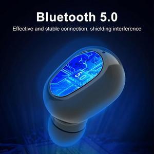 Image 3 - L21 tws v5.0 fone de ouvido bluetooth estéreo alta fidelidade sem fio ruído conceling esporte à prova dwith água com microfone para xiaomi samsung huawei