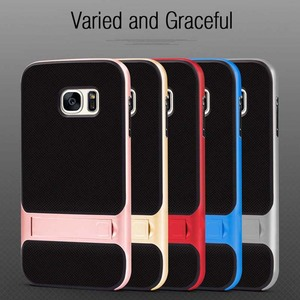 """Image 3 - Brand New 3D Hybrid Case for Samsung Galaxy S7 Kickstand Silicone Cover 5.1"""" TPU PC 360 Full Protective SamsungS7 GalaxyS7 Funda"""