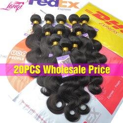Оптовая продажа волос объемные волнистые пряди, пряди человеческих волос, предложения, перуанские бразильские пучки волос, пряди, не-remy вол...