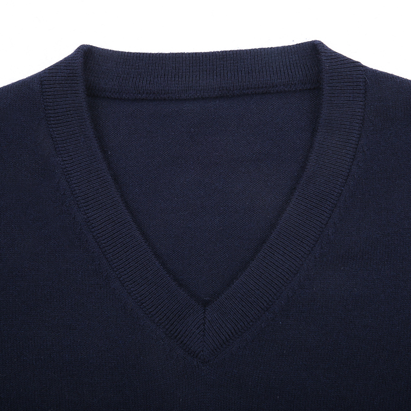 Image 5 - 2019 New Winter Cashmere Sweater Men Loose Male Pullovers V Neck Men's Knittwear Men's Christmas Sweaters Plus Size 6XL 7XL 8XL-in Pullovers from Men's Clothing