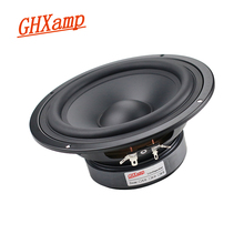 GHXAMP 6.5 INCH 178mm Woofer Bass Midrange Speaker Units HIFI Desktop PA Speaker Home Theater LoudSpeaker 8ohm 130W 1PCS
