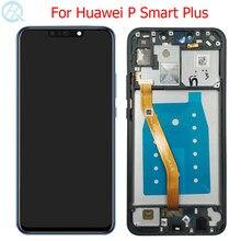 Écran d'origine pour Huawei P Smart Plus LCD avec cadre 6.3