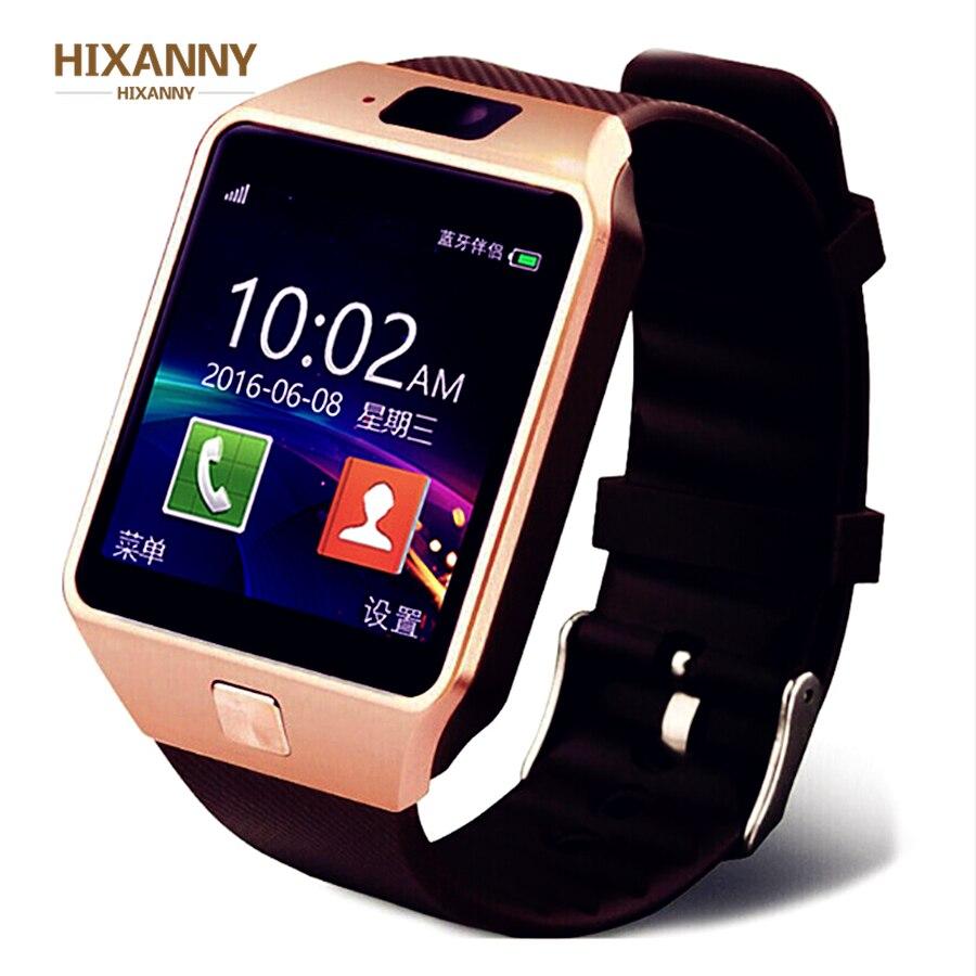 Smartwatch DZ09 Smart Watch Support TF Card SIM Camera Sport Bluetooth Wristwatch For Samsung Huawei Xiaomi Android Phone Pk Z60