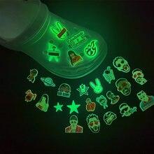 Новый светится в темноте обувь Чарующее Ювелирное с рисунком
