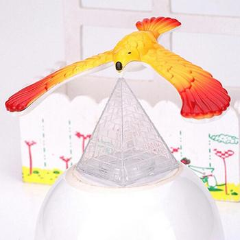 Nature Gravity Pyramid Balance Bird Eagle Toy Kid Educational Toy Magic Maintain Balance Plastic Toy Kids Educational Toys for C image
