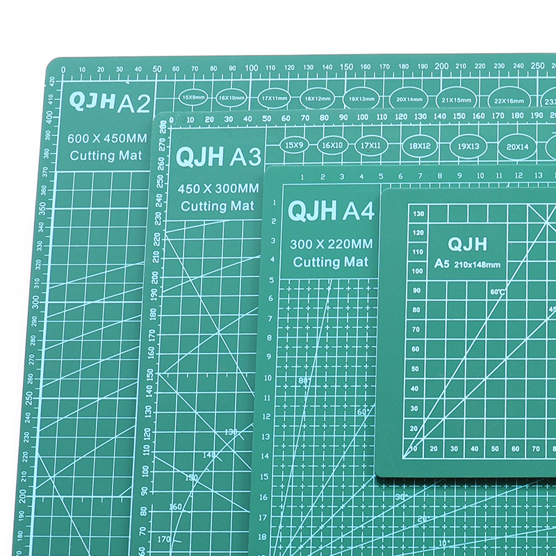 A2A3A4 PVC Cutting Mat Cutting Pad Patchwork Cut Pad A3 Patchwork Tools Manual DIY Tool Cutting Board Double-sided Self-healing-3