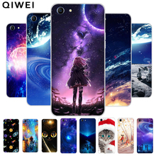 5.7'' Coque For OPPO A83 Case Cover Sili
