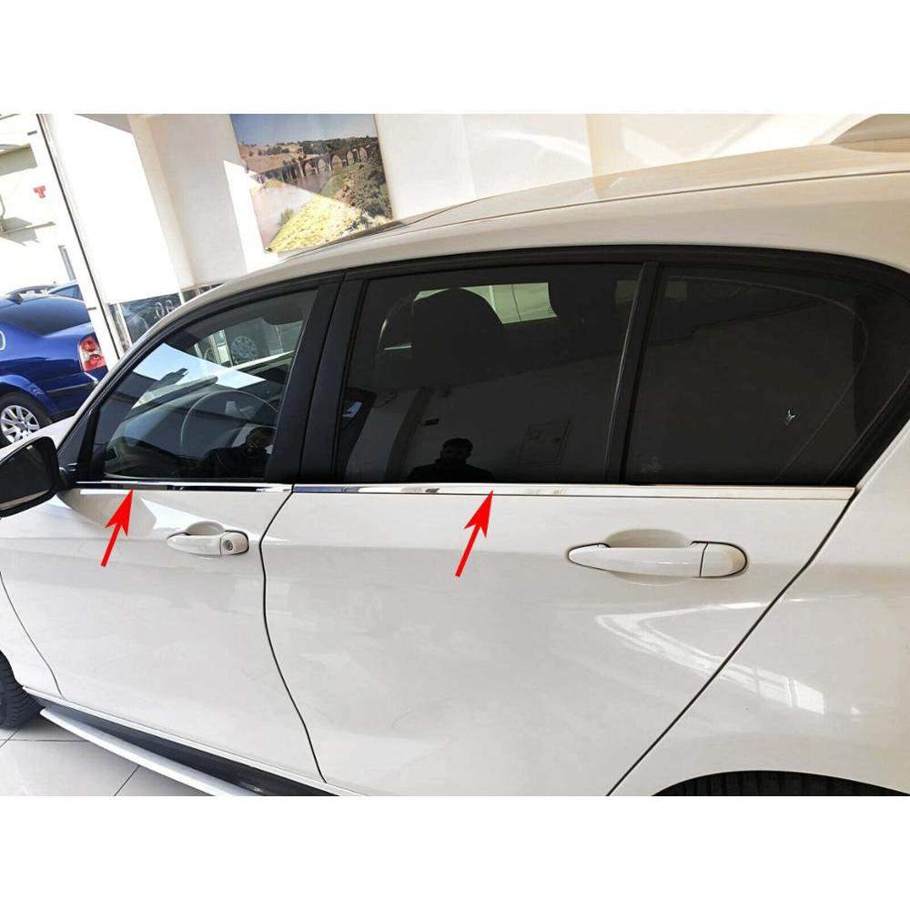 Chrome Window Trims Series 1 F20 2011