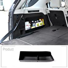 все цены на For Land Rover Discovery 5 LR5 L462 2017-2018 Car Rear Trunk Tail Multifunction Storage Box Auto Accessories онлайн