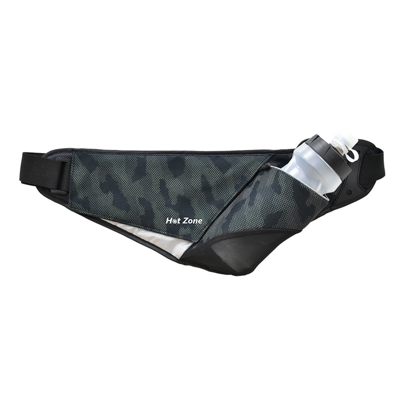 Hot Selling Bottle Waist Pack New Style Outdoor Sport Waist Bag Marathon Men And Women Wallet Customizable