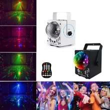 64 шаблона лазерный свет Дерби светодиодный Галактический сценическое