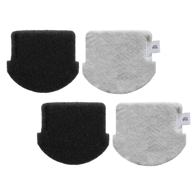Useful 2pcs Filter Fit For Midea VCS141 VCS142 Vacuum Cleaner Replacement Parts Non-toxic Accessories Home Cleaning Supplies
