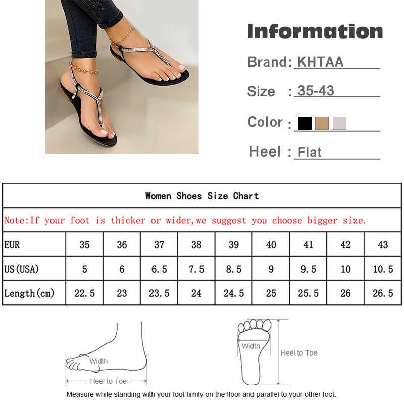 Mùa Hè Xăng Đan Nữ 2020 Thời Trang Đá Mỡ Dưới Nữ Kẹp Mũi Giày Đi Biển Nữ Sandal Người Phụ Nữ Mới