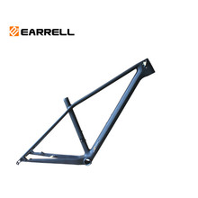 EARRELL carbon MTB frame 29er 3k UD mountain ROAD bikes frame 17 5 13 5 15 5INCH bicicletas mountain bike 29 free shipping cheap E EARRELL Mountain Bikes Matte 960G