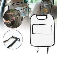 Противоударный коврик для малышей, чехол на заднее сидение автомобиля, защита для автокресла, защита заднего сиденья автомобиля
