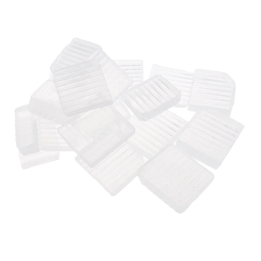 1kg Transparent Soap Base DIY Hand Soap Raw Material 100% Natural Vegetable