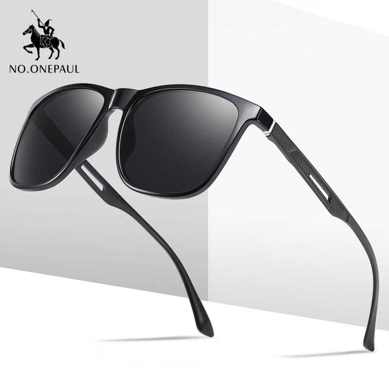 NO.ONEPAUL Magnet Sunglasses Custom Prescription Myopia Clip Mirrored Clip On Sunglasses Clip On Glasses Men Polarized