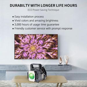 Image 4 - גרנד הנורה מנורת מקרן תואם עבור EPSON ELPLP49 EH TW3600 PowerLite HC 8350 EH TW3200 עם דיור