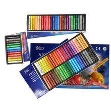 Profesjonalny obraz olej pastelowe 12/25/50 kolory Graffiti miękkie pastelowe pióro do rysowania dla artysty School artykuły biurowe kredka