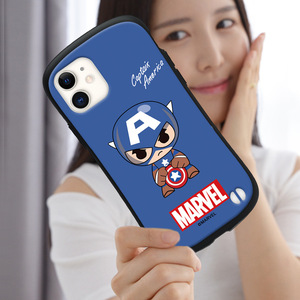 Image 2 - Marvel Certified for iPhone 6/6s/ Plus 7/8/ Plus X/XS/XR/XS Max 11/11 Pro 12/12min / 12Pro / 12proMax waist Phone Case