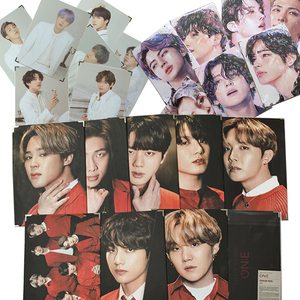 NEW KPOP Bangtan Boys AlbumMAP OF THE SOUL ON:E Sy Final Comics Same Photo Frame Picture Frames Periphery JIMIN V SUGA JUNGKOOK