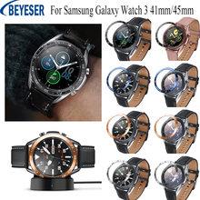 Кольцо ободок Стайлинг рамка для samsung galaxy watch 3 41 мм