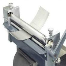 цена Manual Steel Plate Rolling Machine Steel Rod Roll Processing HR-320 Small Desktop Manual Roll Machine Steel Plate онлайн в 2017 году