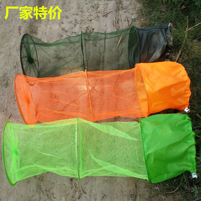 A Large Amount Special Offer Boutique Fish Basket Athletic Fishing Small Fish Net String Bag Not Fish Net Small Fish Basket Netw