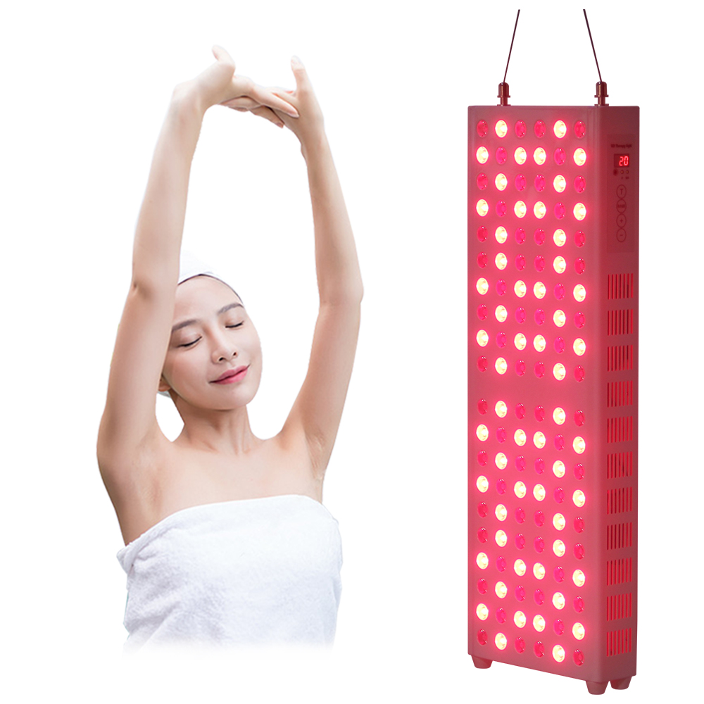 TL200 850nm 660nm Red Led Light With Timer Control And FDA Infrared Red Light Therapy Led Bed For Skin Beauty And Health