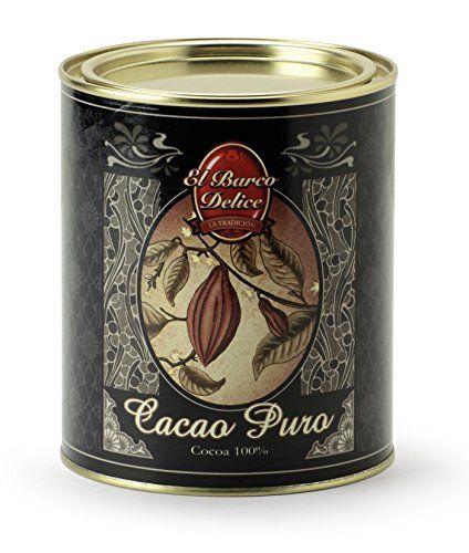 Cacao Puro (250 G) - El Barco Delice