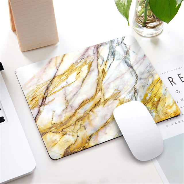 Marble Style Mousepad 6