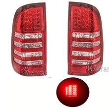 MIZIAUTO 1PCS Rear tail light FOR TOYOTA HILUX VIGO Pickup 2005-2011 Brake Light Rear Bumper Light Tail Stop Lamp Fog lamp