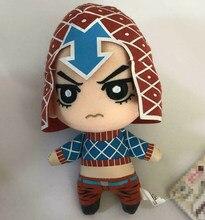 Japão jojos aventura bizarra vento dourado pelúcia mista recheado brinquedo de pelúcia boneca novo