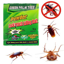 Kitchen Home Cleaner Cockroach Killing Bait Powder Eco-Friendly Mata Moscas Medicine Insecticide Cockroach Killer Pest Control(China)