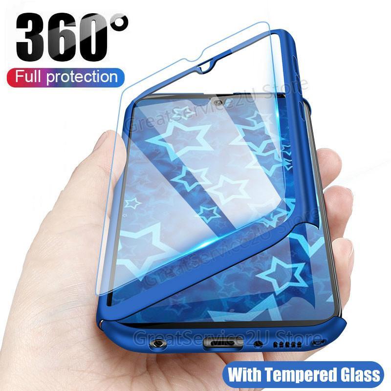 360 Full Cover Case For Samsung Galaxy A51 A71 A70 A60 A50s A40 A30s A20 A10 S A20s Case For Galaxy A6 A8 Plus A7 A9 2018 Fundas