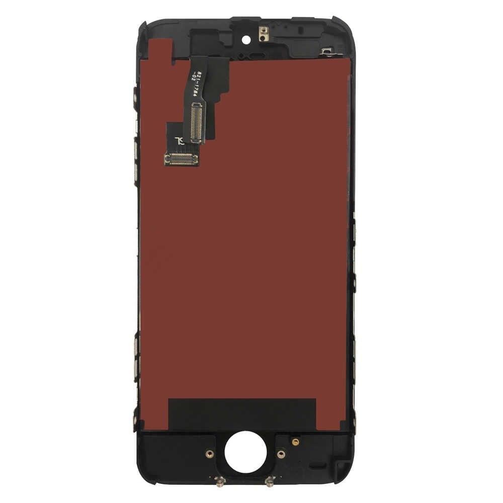 จอแสดงผล LCD สำหรับ Apple iphone 5 5G 5C หน้าจอสัมผัส LCD Digitizer Assembly Replacement สำหรับ iphone 5S SE