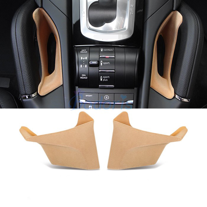 Accessory For Porsche Cayenne 2011 2012 2013 2014 2015 2016 2017 2018 2019 Armrest Holder Gap Storage Box Console Car Organizer