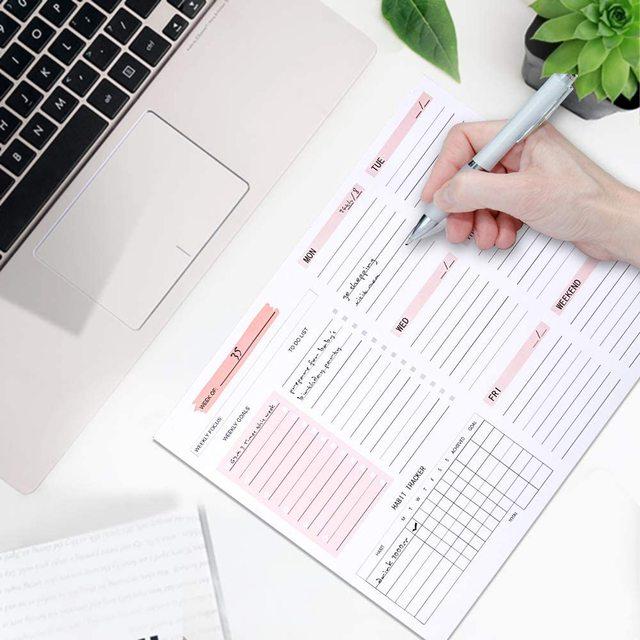 Business Accessories & Gadgets Office Calendar & Planner Schedule Planner Agenda