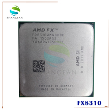 AMD FX 8310  FX8310 3.4GHz Eight-Core 3.4G/8M/95W Processor Socket AM3+ 4 orders