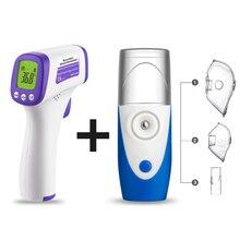 Бытовой портативный ультразвуковой распылитель, ингалятор для детей и взрослых, забота о здоровье, ингалятор, Мини автоматический ингалятор для астмы