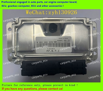 For car engine computer board/M7.9.7 ECU/Electronic Control Unit/Chery/Car PC/Fengxing Lingzhi/0261201572/A-3610010  4G94