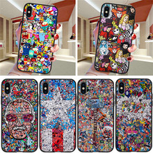 marvel Stitch luxury For iPhone X XR XS Max 5 5S SE 6 6S 7 8 Plus Oneplus 5T Pro 6T phone Case Cover Coque Etui funda capinha karl lagerfeld for iphone x xr xs max 5 5s se 6 6s 7 8 plus oneplus 5t pro 6t phone case cover funda coque etui funda capa cute