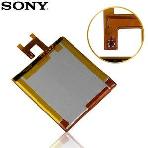 Image 3 - Orijinal yedek Sony pil SONY Xperia Z için L36h L36i c6602 SO 02E C6603 S39H LIS1502ERPC LIS1551ERPC orijinal 2330mAh