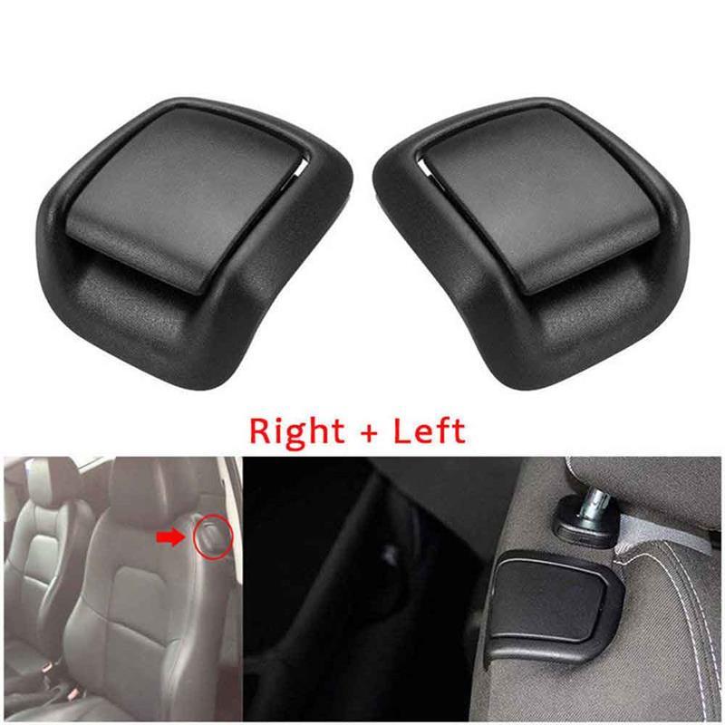 Front Right/Left Hand Seat Tilt Handle Seat Adjuster Handle Fit For Ford Fiesta MK6 VI 3 Door 2002-2008 1417520 1417521
