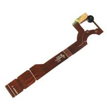 새로운 17 p 혼 트럼펫 플랫 플렉스 케이블 리본 커넥터 모토로라 xir p6600 xpr330 ep550 양방향 라디오 액세서리