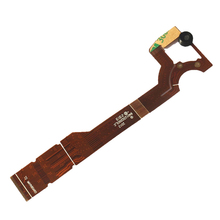 Nouveau 17P corne trompette plat câble flexible connecteur de ruban pour Motorola XIR P6600 XPR330 EP550 accessoires de Radio bidirectionnelle